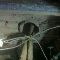 Kabeldoorvoer